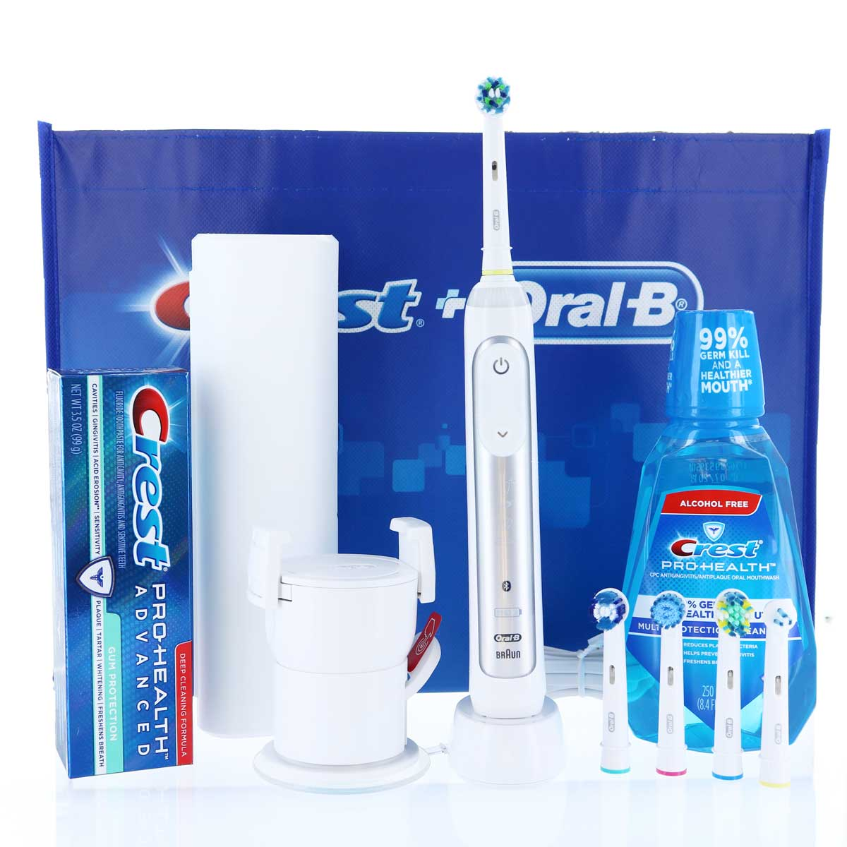 Oral-B GENIUS Pro Power Toothbrush with Bluetooth Kit