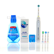 Crest Oral-B Gingivitis Electric Rechargeable System