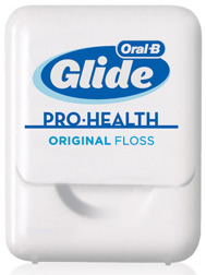 Oral-b Glide Pro Health Floss orginal Travel Size