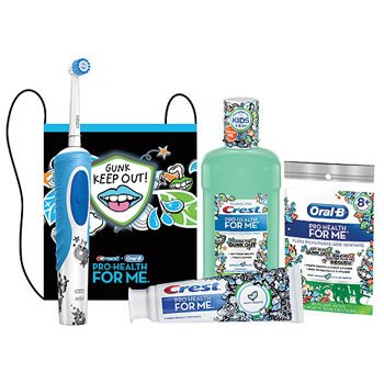 Oral-B PRO-HEALTH FOR ME Power Bundle