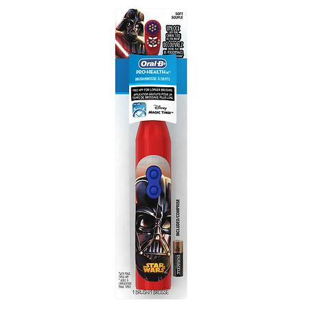 Oral-B Pro-Health Jr Toothbrush Star Wars Darth Vader