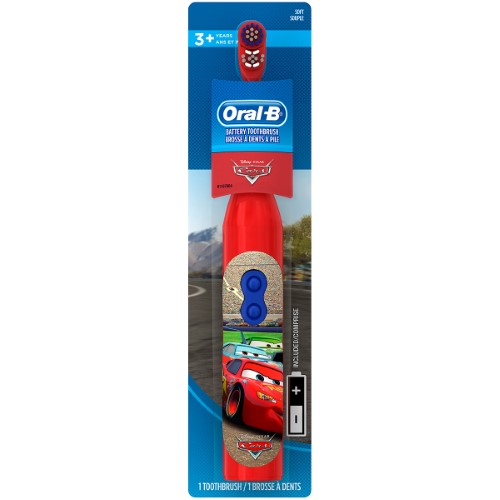 Oral-B Stages Cars  Power Toothbrush