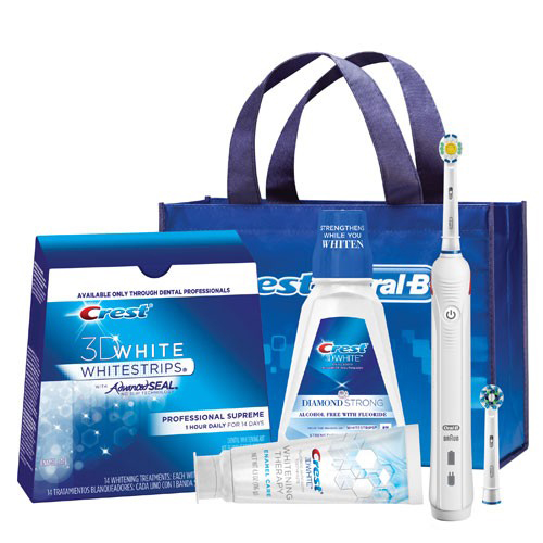 Oral-B Pro 3000 Whitening Power System