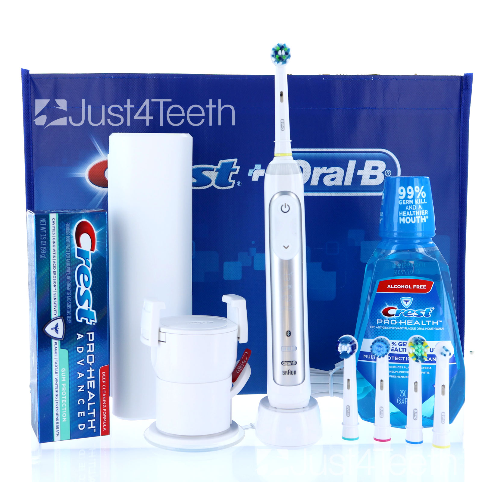 Oral-B GENIUS Pro Power Toothbrush with Bluetooth
