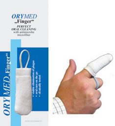 ORYMED Finger Cleaner 1-Pack
