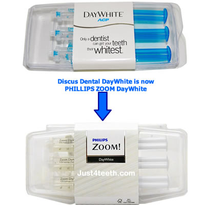 DayWhite Hydrogen Peroxide Bleaching