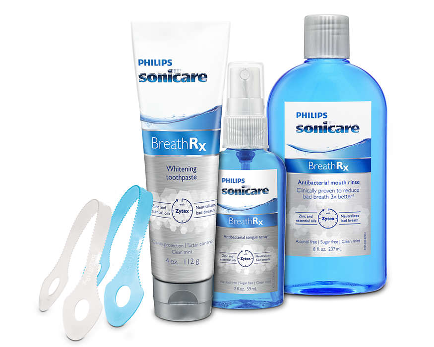 Philips Sonicare BreathRx Starter Kit
