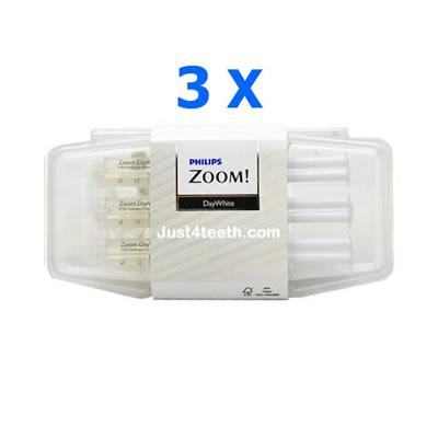 Zoom DayWhite 9 x 9.5%