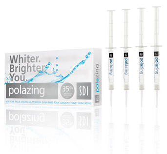 Pola Zing 35% Whitening Gel - 4pk - Spearmint