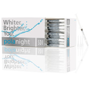 Pola Night 50 X 1.3g Bulk Kit 22% Carbamide Peroxide