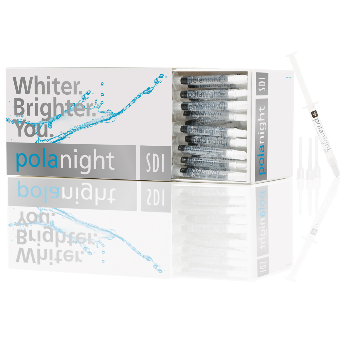 Pola Night 50 X 1.3g Bulk Kit 22% Carbamide Peroxide