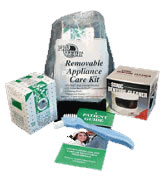 ProTech Removable appliance home care kit