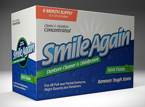 ProTech Smile Again® Denture Cleaner
