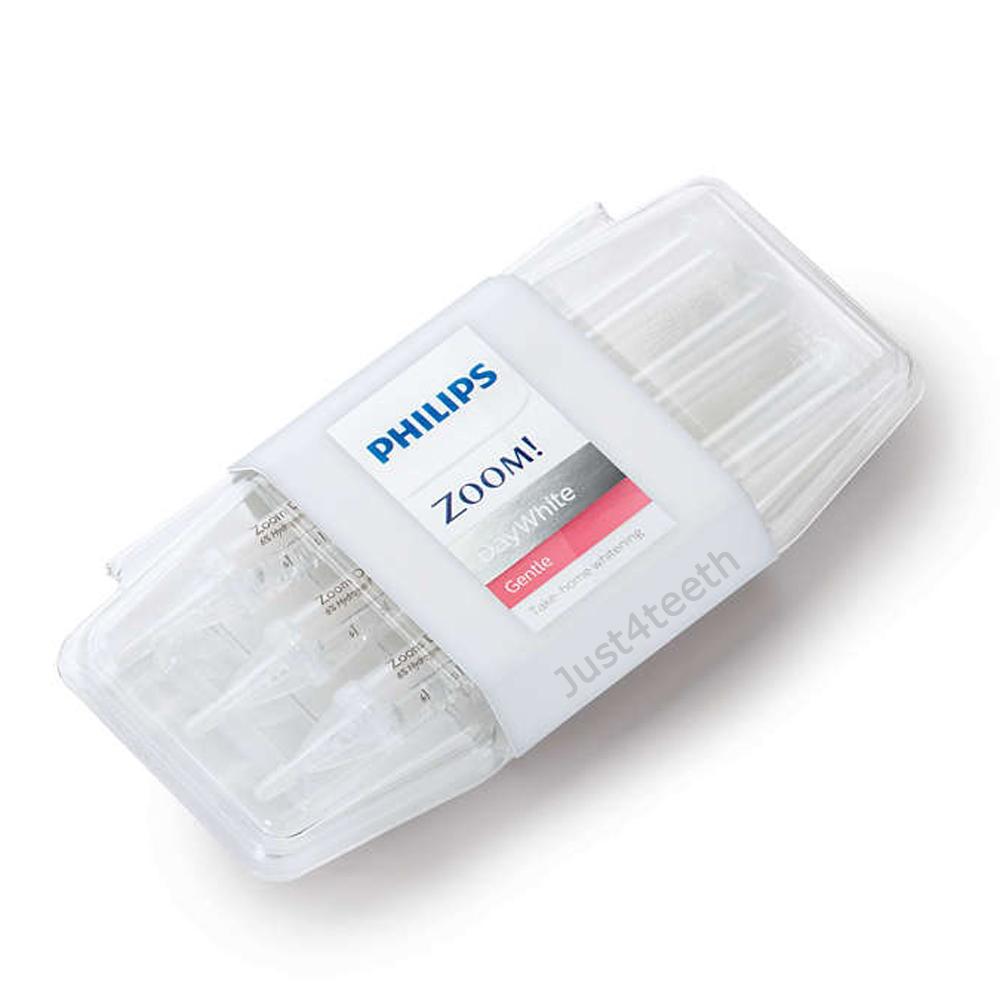 Philips Zoom DayWhite 6% hydrogen peroxide Gentle  3 syringe kit