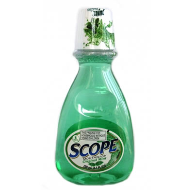 Scope Mouthwash - Original Mint 250 ml
