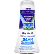 Smartmouth Dry Mouth Activated Mouthwash