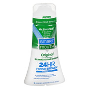 SmartMouth Original Formula Mouthwash - Dual Pour Bottle