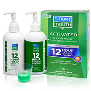 Smartmouth Mouthwash Mint Flavor