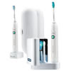 Sonicare HealthyWhite Bonus Pack with UV Sanitizer