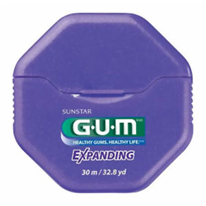 Butler GUM Expanding Dental Floss