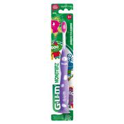 Sunstar GUM 902 GUM Junior Monsterz Manual Toothbrush - Ages 5+