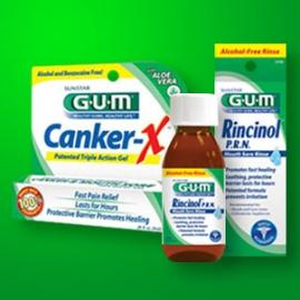 Sunstar Gum Butler Dental Pain Relief