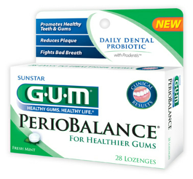 PerioBalance Probiotic Lozenge