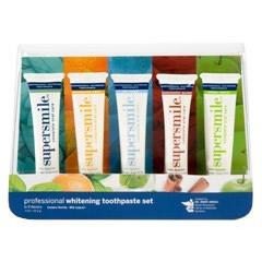 Supersmile Professional Whitening Toothpaste Set