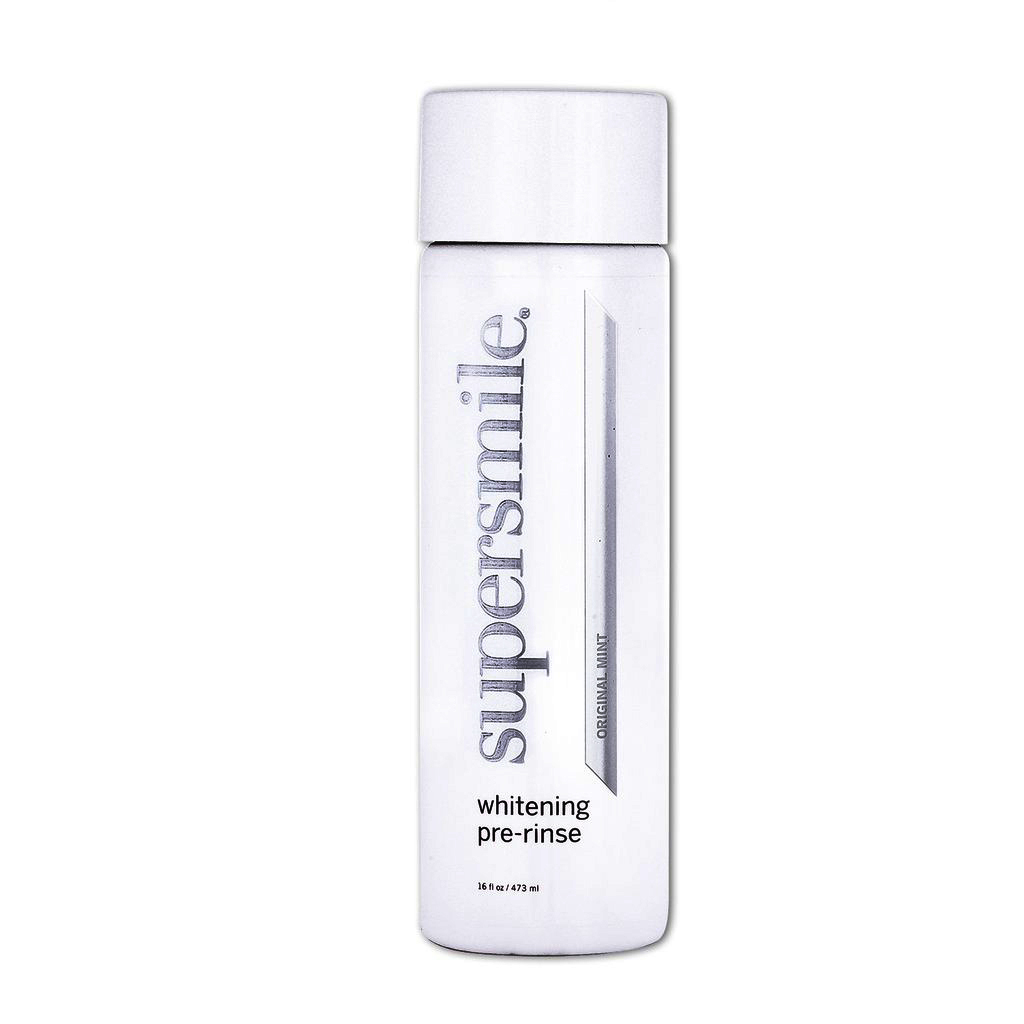 Supersmile Whitening PRE-RINSE 16 oz mint
