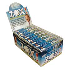 Therabreath Box of ZOX 72 mints