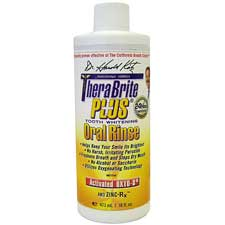 Therabreath TheraBrite PLUS Oral Rinse