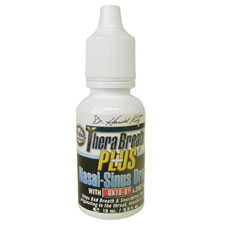 TheraBreath Plus Nasal Sinus Drops