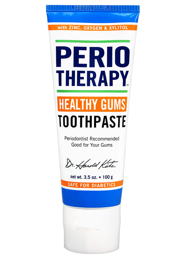 TheraBreath PerioTherapy Toothpaste