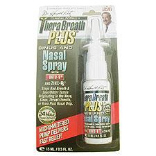 TheraBreath PLUS Nasal Sinus Spray