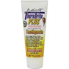 Therabright plus toothpaste