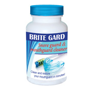Brite Gard Mouth Guard Cleaner