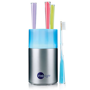 VIOlight Toothbrush Sanitizer and Storage System