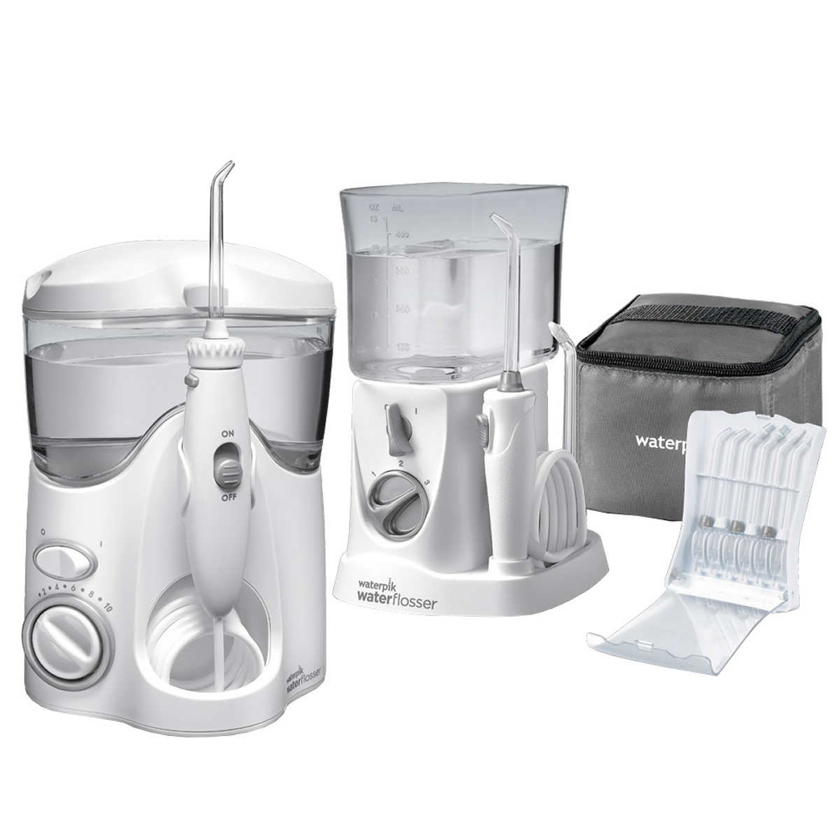 Waterpik Water Flosser Kit