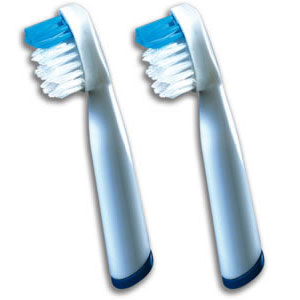Waterpik brush heads SRBL-2 for SenSonic systems