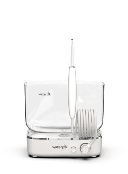 Waterpik Sidekick Water Flosser, White with Chrome WF-04